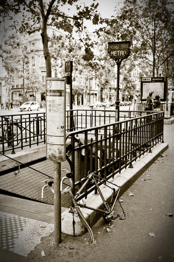 Париж. Августовский анабиоз. Изображение № 5.