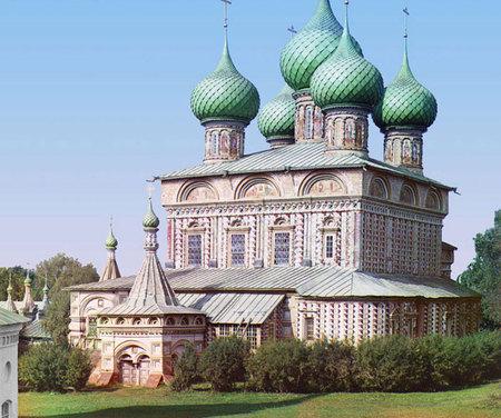 Пионер цветной фотографии Прокудин-Горский. Изображение № 12.