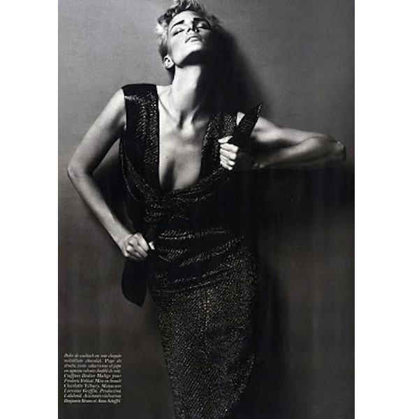 Гид по новому номеру французского Vogue под редакцией Тома Форда. Изображение № 8.