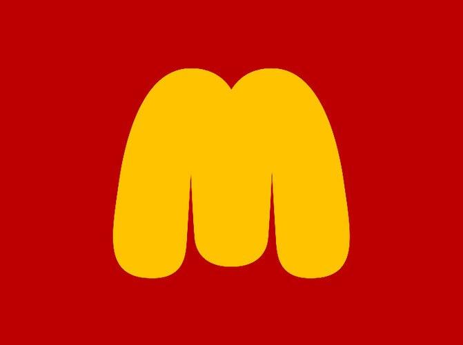Художники сделали известные логотипы более правдивыми . Изображение № 1.