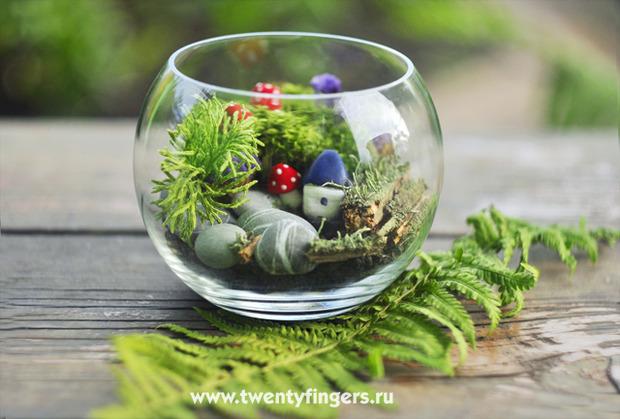 Вечнозеленый маленький мир.. Изображение № 13.