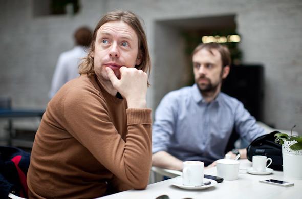День с Питером Йенсеном: Разговоры о ретейле и шопинг в Москве. Изображение № 28.