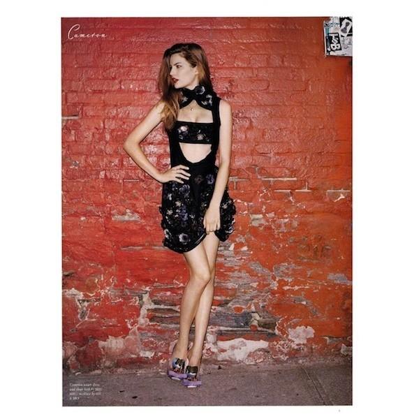 5 новых съемок: Love, T, Vogue и Wallpaper. Изображение № 15.