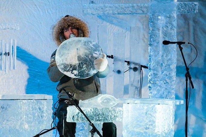 В Норвегии пройдет «ледяной» музыкальный фестиваль. Изображение № 2.