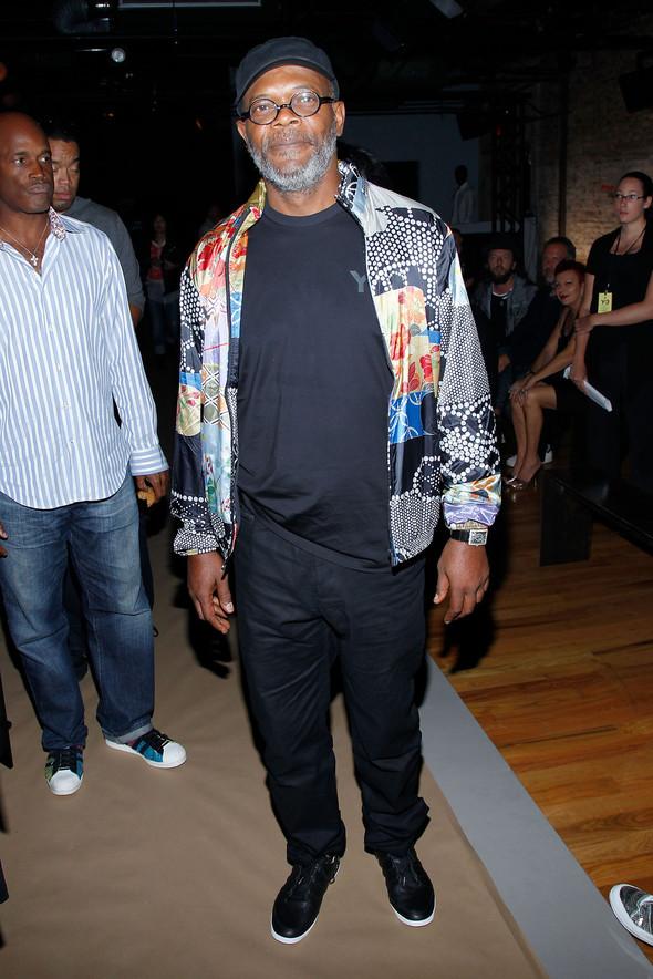 New York Fashion Week: Y-3 SS 2012. Изображение № 13.