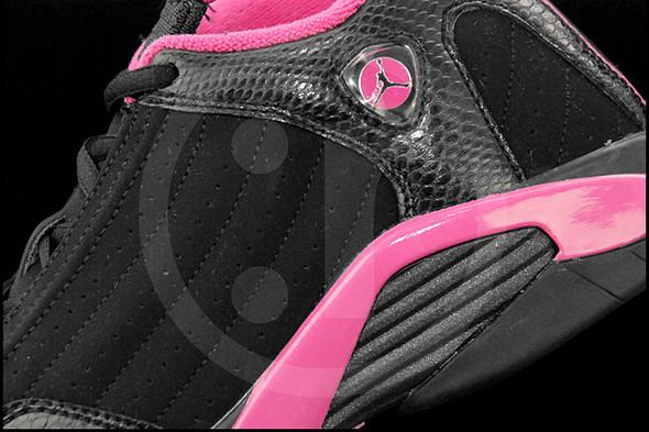 Air Jordan 14 (Desert pink). Изображение № 6.
