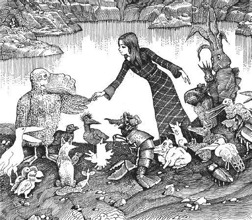 Алиса вСтране Чудес. Изображение № 11.