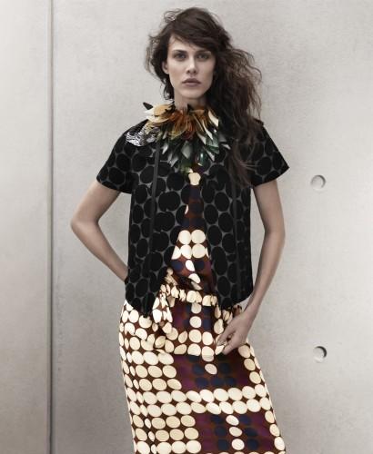 Кампания, лукбук и цены на коллекцию Marni at H&M. Изображение № 10.