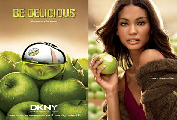 Изображение 1. Кампании: DKNY, Chanel и Lancome.. Изображение № 1.