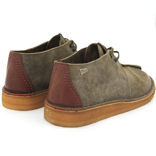 Clarks Originals Desert Trek. Изображение № 7.