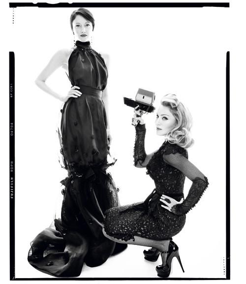 Мадонна в Harper's Bazaar. Изображение № 3.