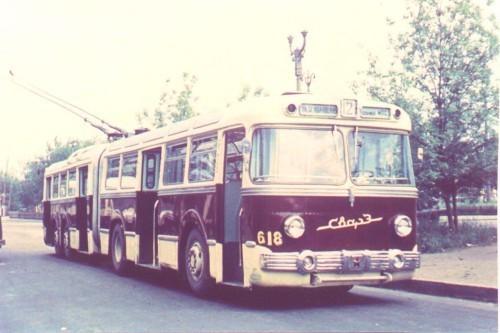 Первые троллейбусы. Изображение № 14.