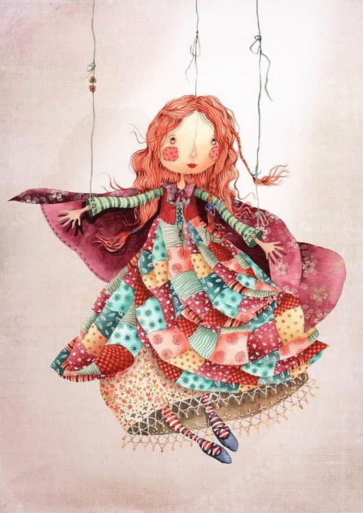 Иллюстратор Holly Clifton-Brown. Изображение № 4.