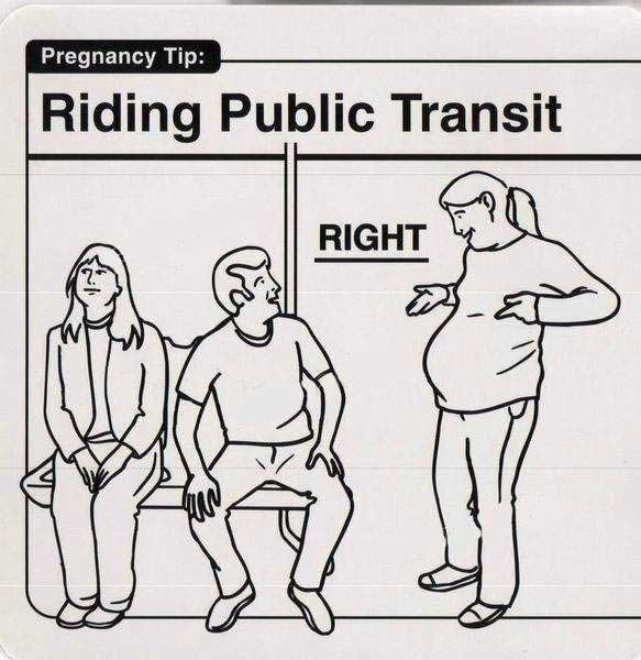 Инструкция длянемного беременных людей. Изображение № 10.