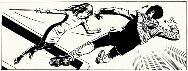 Филлип Лим выпускает комикс с авторами «Звездных войн». Изображение № 3.