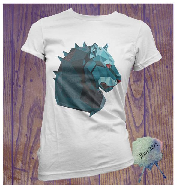 Изображение 4. Принтовые футболки.. Изображение № 4.