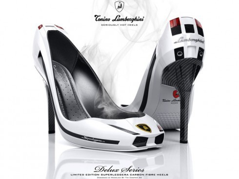 Женские туфли отLamborghini. Изображение № 1.