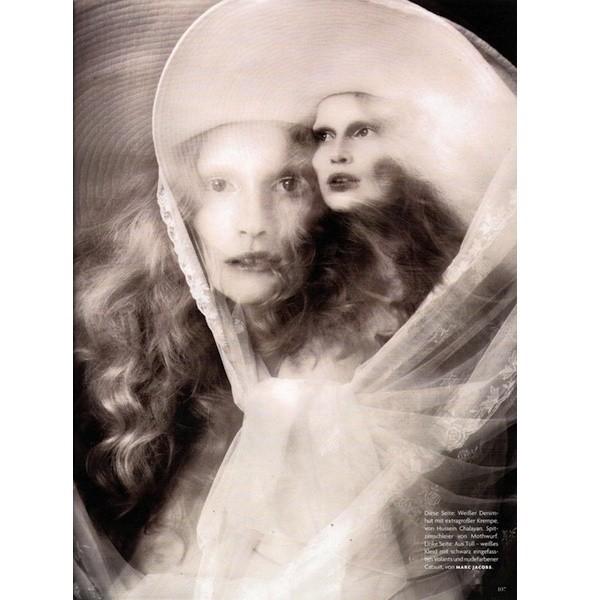 5 новых съемок: Amica, Elle, Harper's Bazaar, Vogue. Изображение № 41.