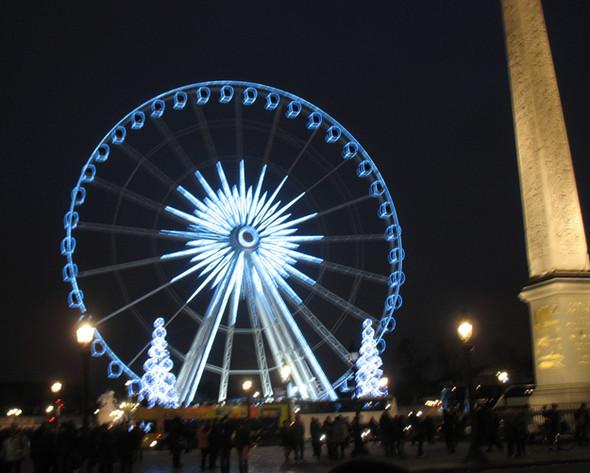 Париж Рождественский. Изображение № 60.