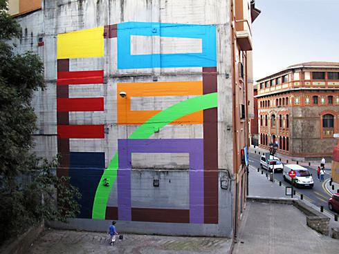 Абстрактное граффити: Стрит-художники об улицах, публике, опасности и свободе. Изображение № 29.