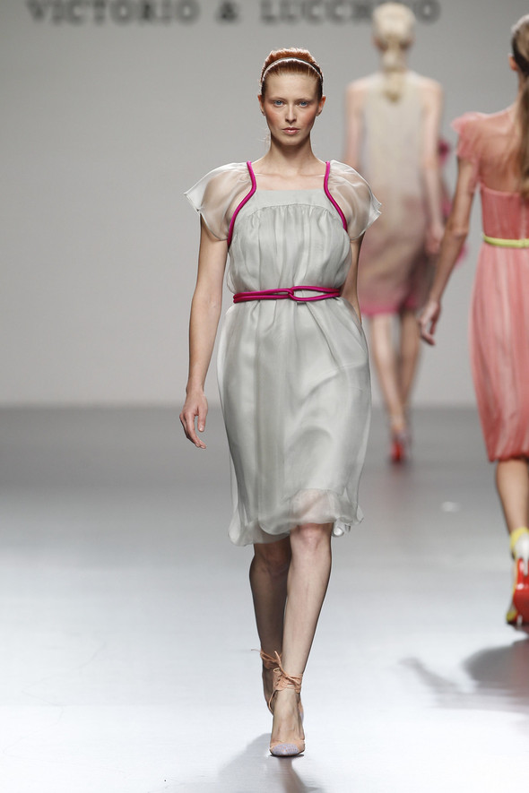 Madrid Fashion Week SS 2012: Victorio & Lucchino. Изображение № 7.