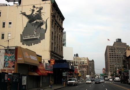 Изображение 4. Гигантские крысы атакуют Нью-Йорк.. Изображение № 2.