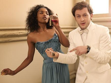Молодые французские актеры и мир Кэрролла. Изображение № 9.