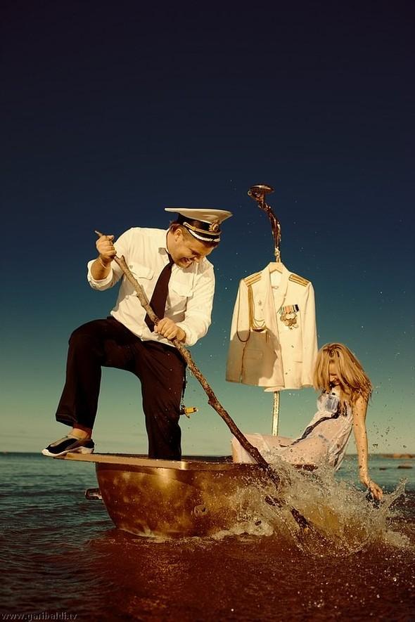 Капитан - non stop. Изображение № 12.