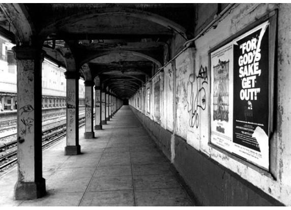 Метрополис: 9 альбомов о подземке в мегаполисах. Изображение № 96.