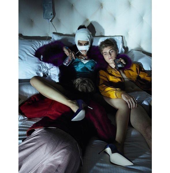 Гид по новому номеру французского Vogue под редакцией Тома Форда. Изображение № 29.