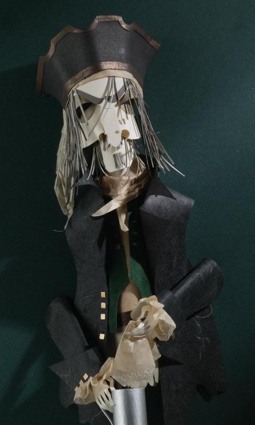 Скульптура Sher Christopher. Изображение № 7.