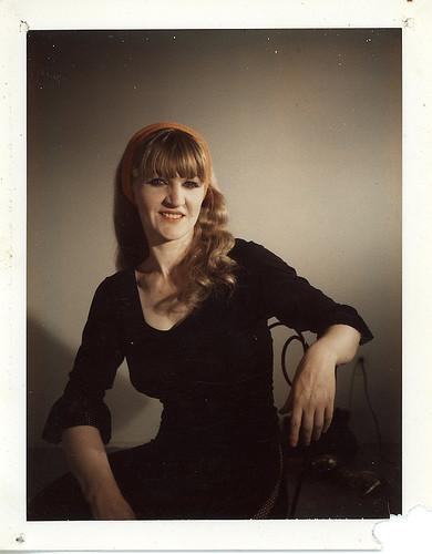 Изображение 8. Стриптиз,Polaroid и60-е годы.. Изображение № 8.