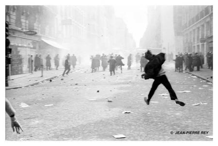 Jean-Pierre Reyвзгляд намай '68. Изображение № 5.