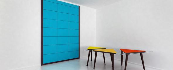 Функциональный шкаф-трансформер. Изображение № 2.