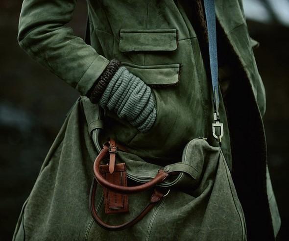 Brunello Cucinelli: лукбук осень-зима 2011/2012. Изображение № 8.