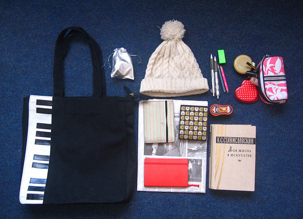 Look at Me: What's in your bag?. Изображение № 23.