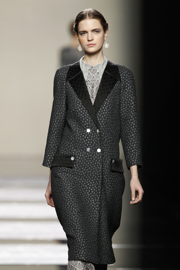 Madrid Fashion Week A/W 2012: Ailanto. Изображение № 19.