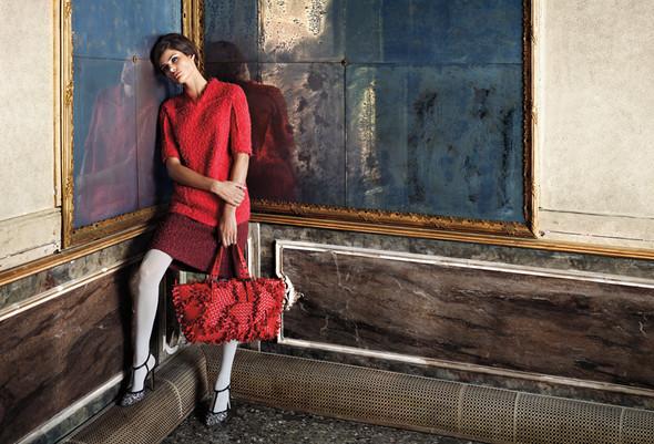 Кампания: Bottega Veneta FW 2011. Изображение № 5.