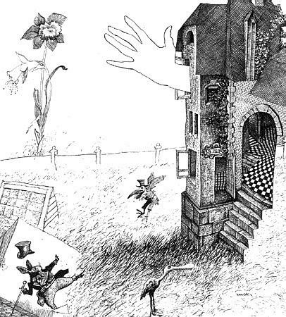 Алиса вСтране Чудес. Изображение № 14.