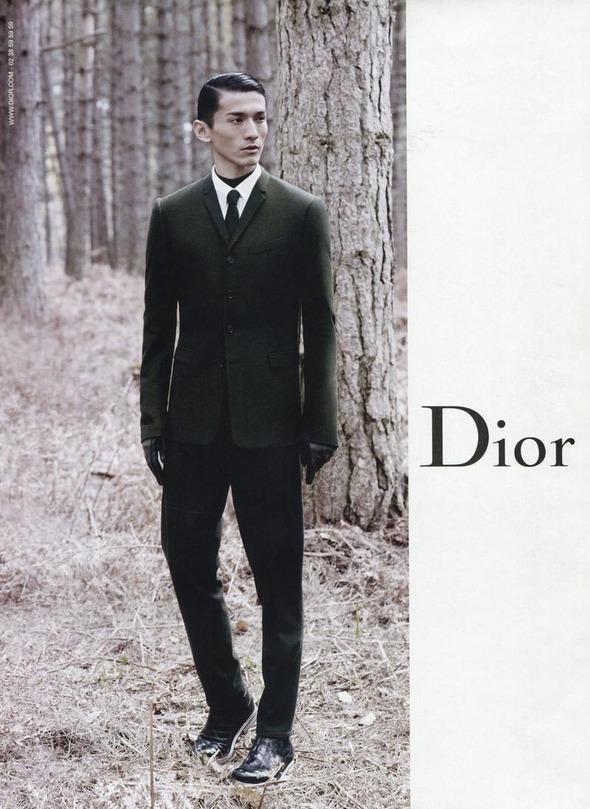 Кампании: Louis Vuitton, Tom Ford, Alexander McQueen и другие. Изображение № 30.