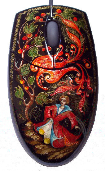 Новая русская мышка. Изображение № 11.