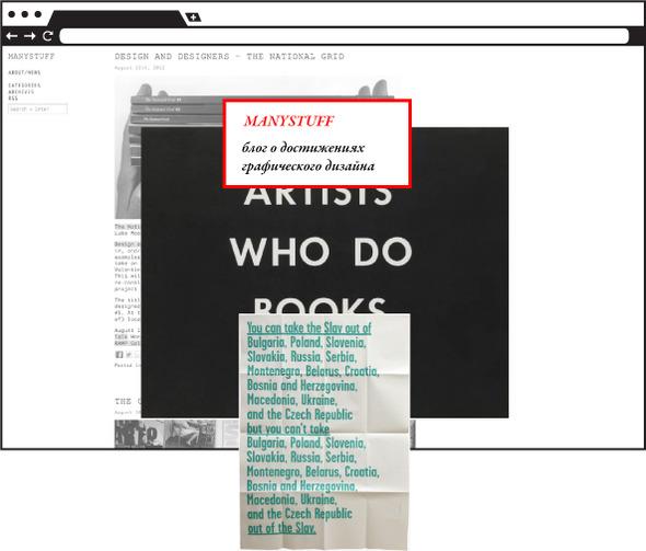 Медиакит: 13 любимых сайтов арт-директора журнала Frieze Сони Дьяковой . Изображение №16.