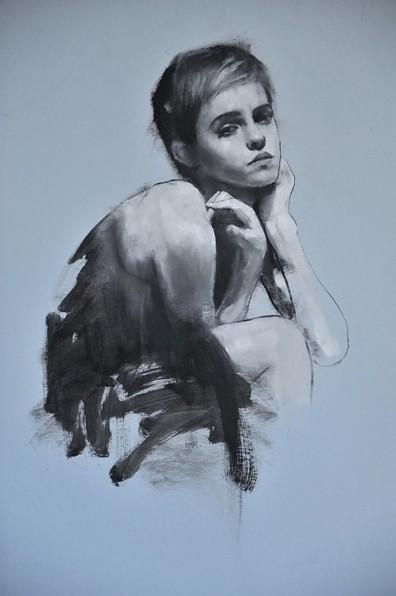 Изображение 1. Эмма Уотсон by Mark Demsteader.. Изображение № 1.