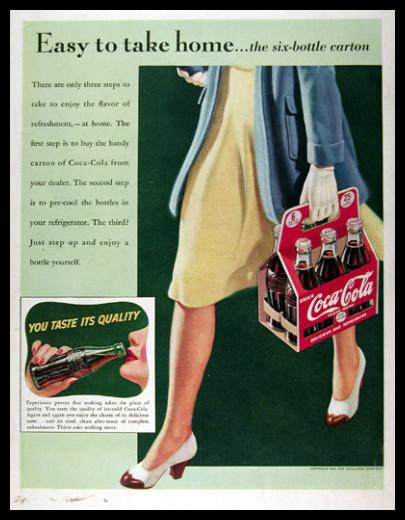 Изображение 23. Coca-cola – История бренда, история рекламы.. Изображение № 23.