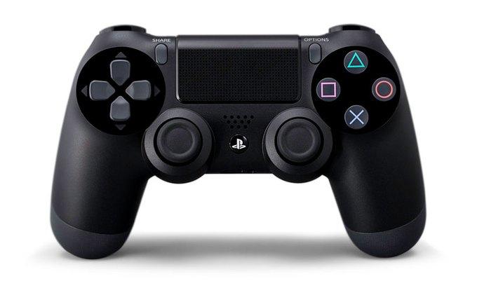 Контроллер DualShock 4. Изображение № 1.