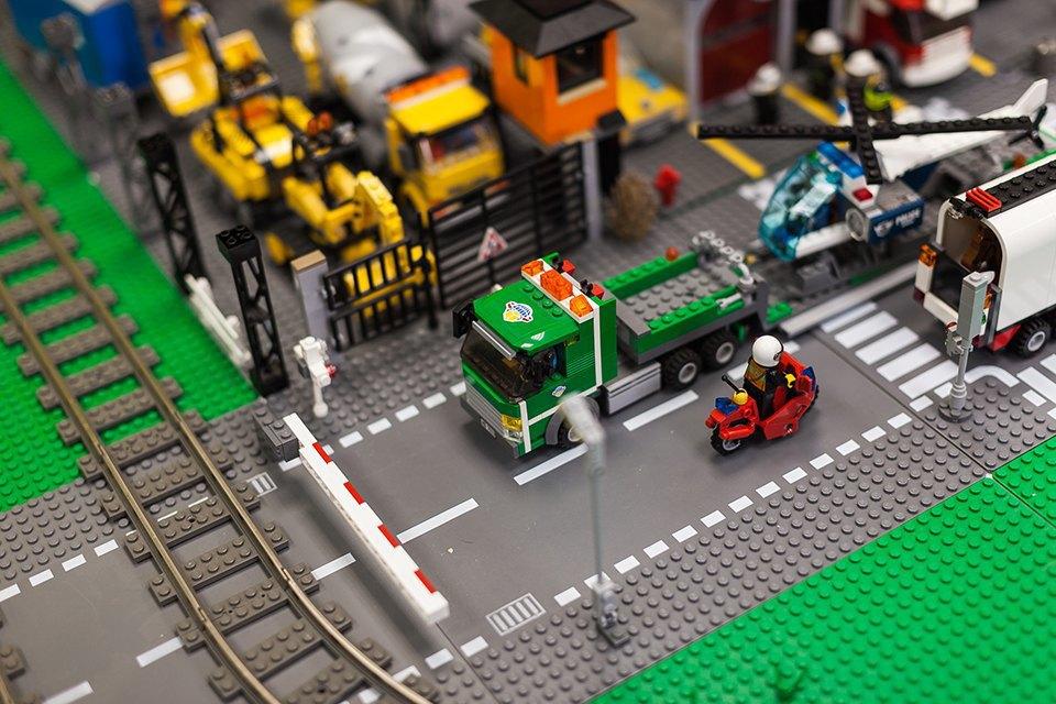 Как выглядит первый музей LEGO в Санкт-Петербурге. Изображение № 3.