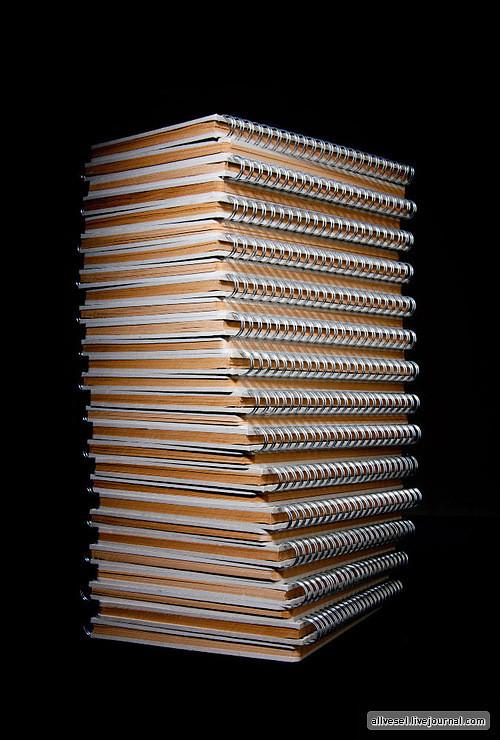 Foliobooks - блокнот для творчества. Изображение № 1.