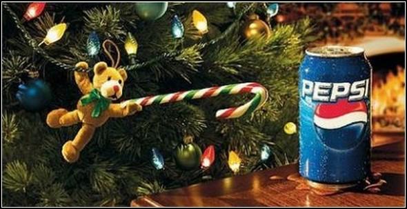 69 рождественских рекламных плакатов. Изображение № 22.