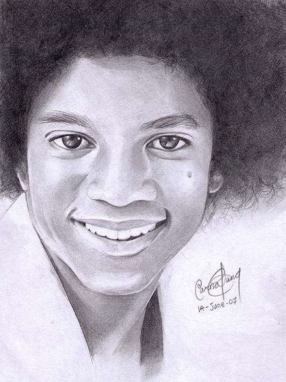Портреты Michael Jackson. Изображение № 5.