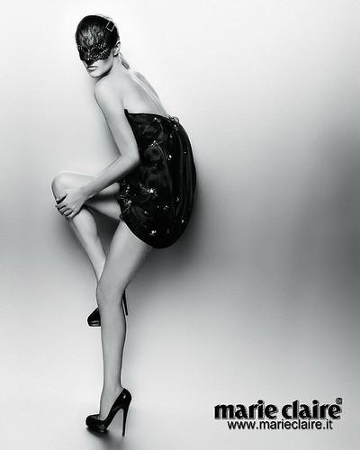 Календарь Marie Claire 2010. Изображение № 20.